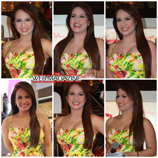 Regine Tolentino with Alex Gonzaga, YSA Botanica Kogic Soap, Watsons
