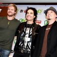 December 6, 2011 : Train arrives in Manila The American rock band Train hits Manila