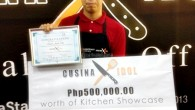 "CDC Manufacturing Corporation, manufacturer of high-quality melamine tableware products such as Melawares, Bestware, Urban Kitchen and Perfect Dining concluded the finals of the search for the first ""Cusina Idol."" March..."
