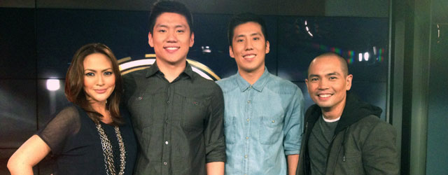 Cesca-Litton-,-Jinno-Rufino-with-UAAP-hardcourt-heartthrobs-Jeric-and-Jeron-Teng