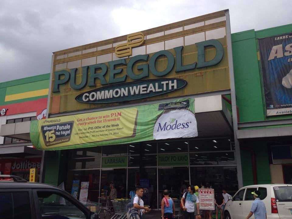 Puregold-Commonwealth
