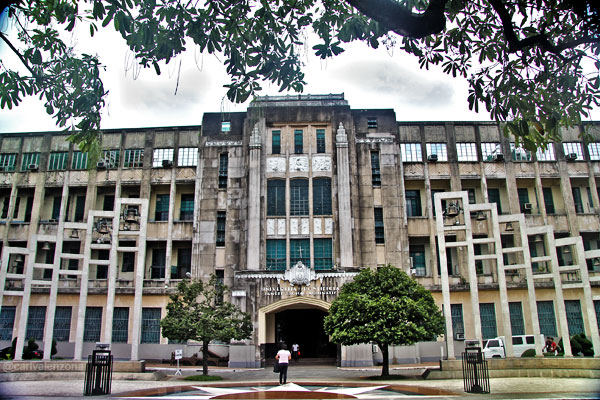 University-of-Santo-Tomas-HDR-Photography