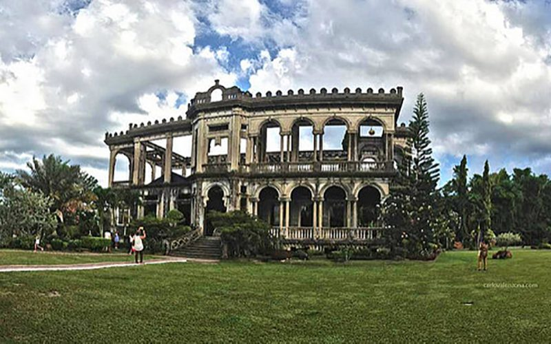 Taj Mahal of Negros